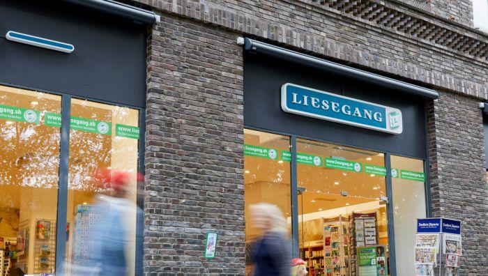 Buchhandlung Liesegang