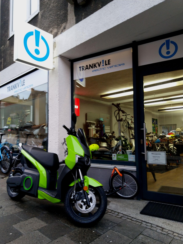 TRANKVILE electric vehicles