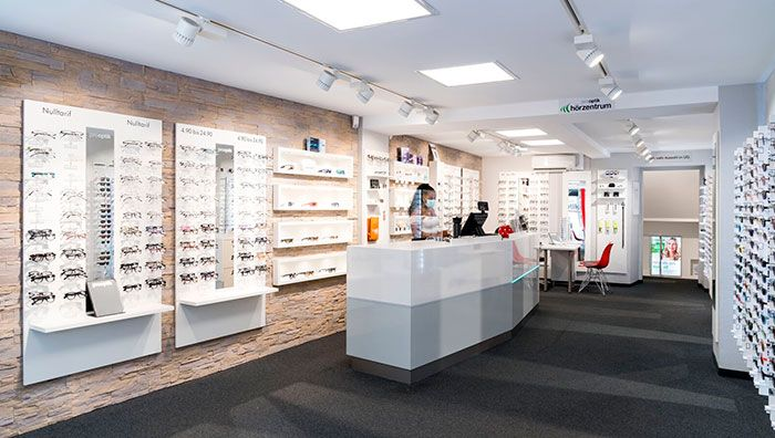 pro optik Augenoptik Fachgeschäft