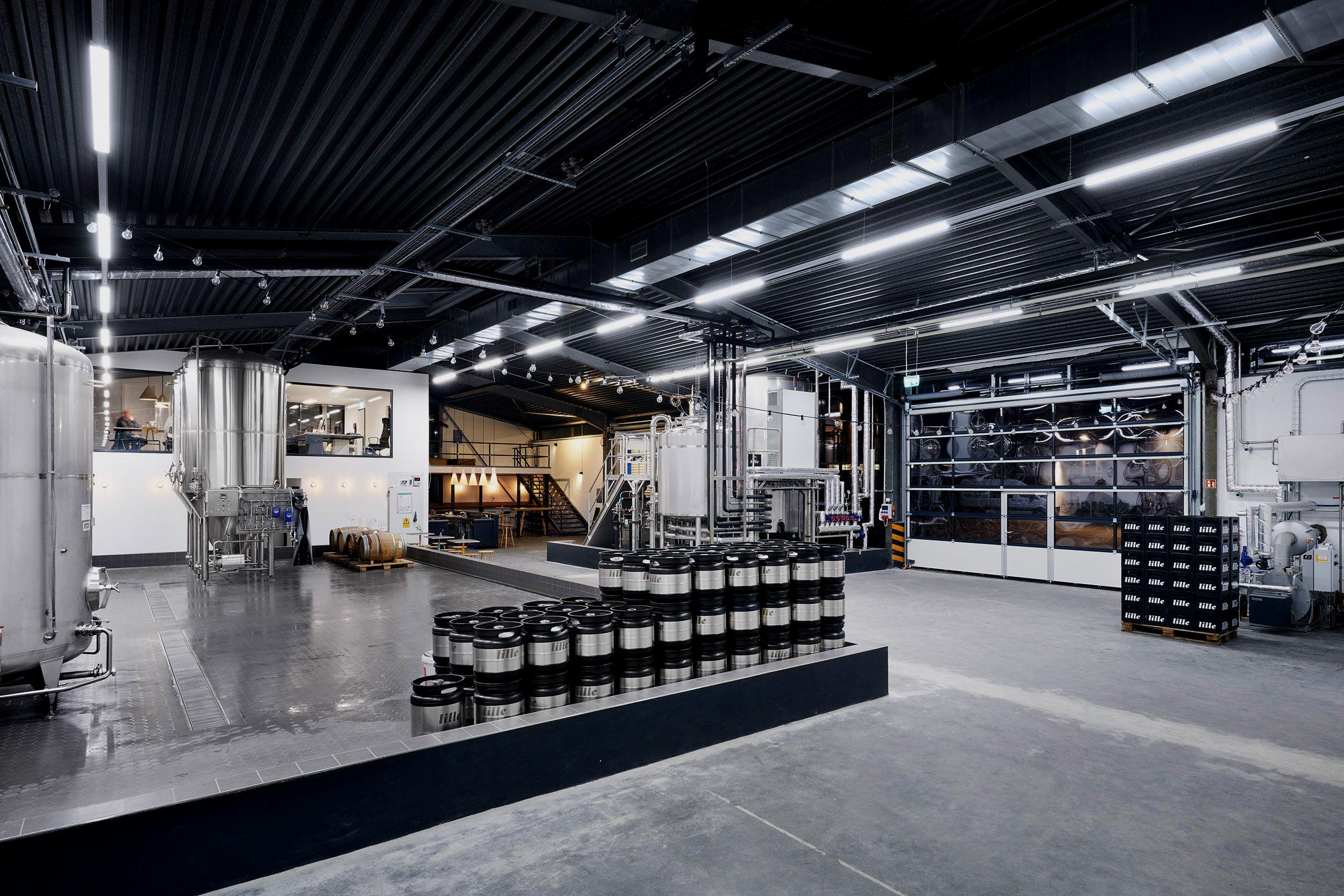Lillebräu Brauerei & Schankraum