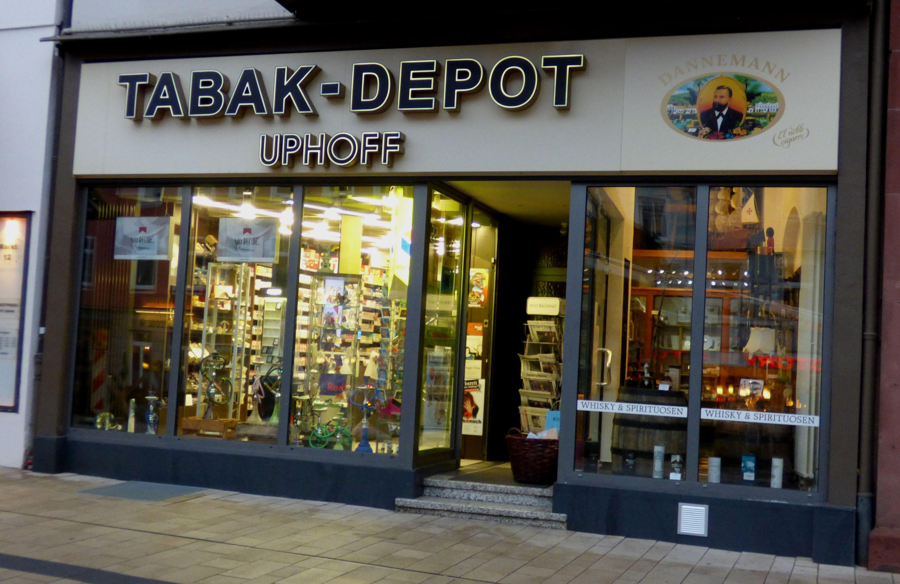 Tabak Depot Uphoff