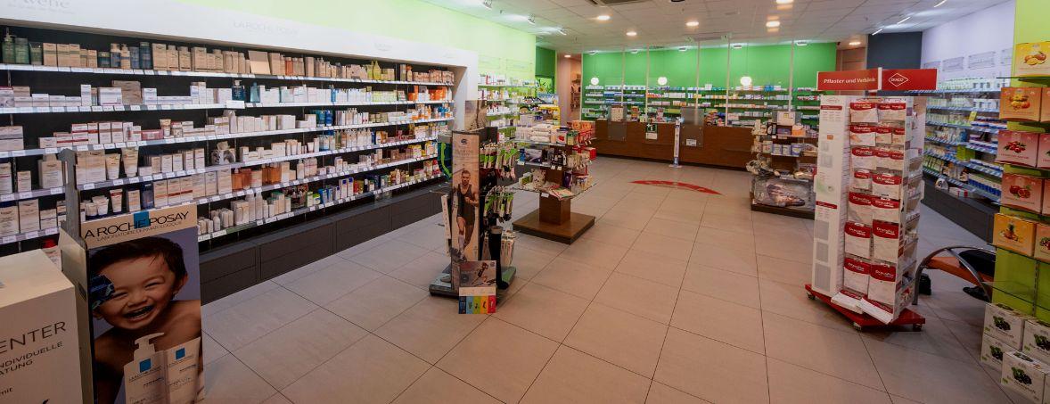 Apotheke im Dessau Center