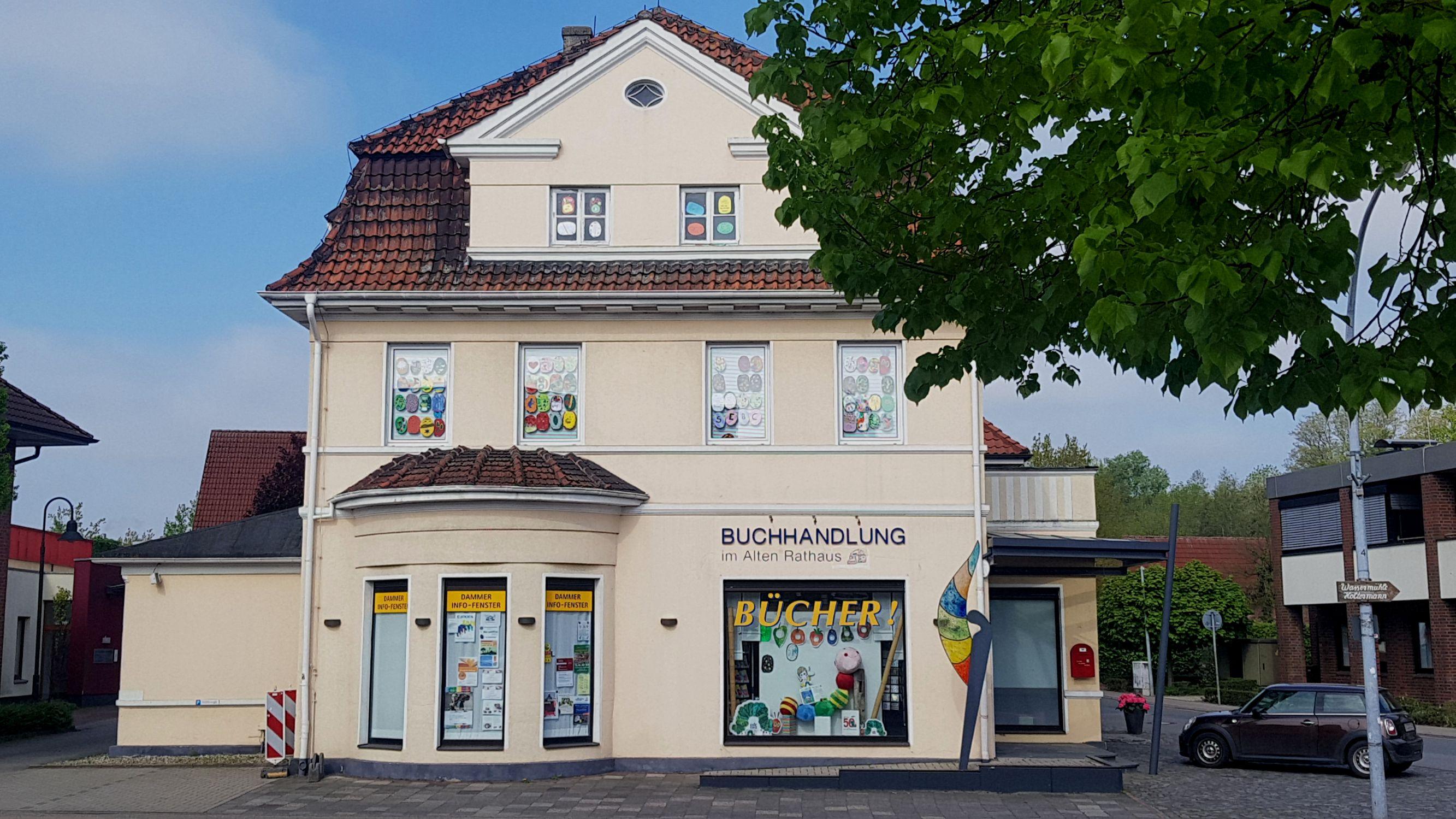 Buchhandlung im Alten Rathaus