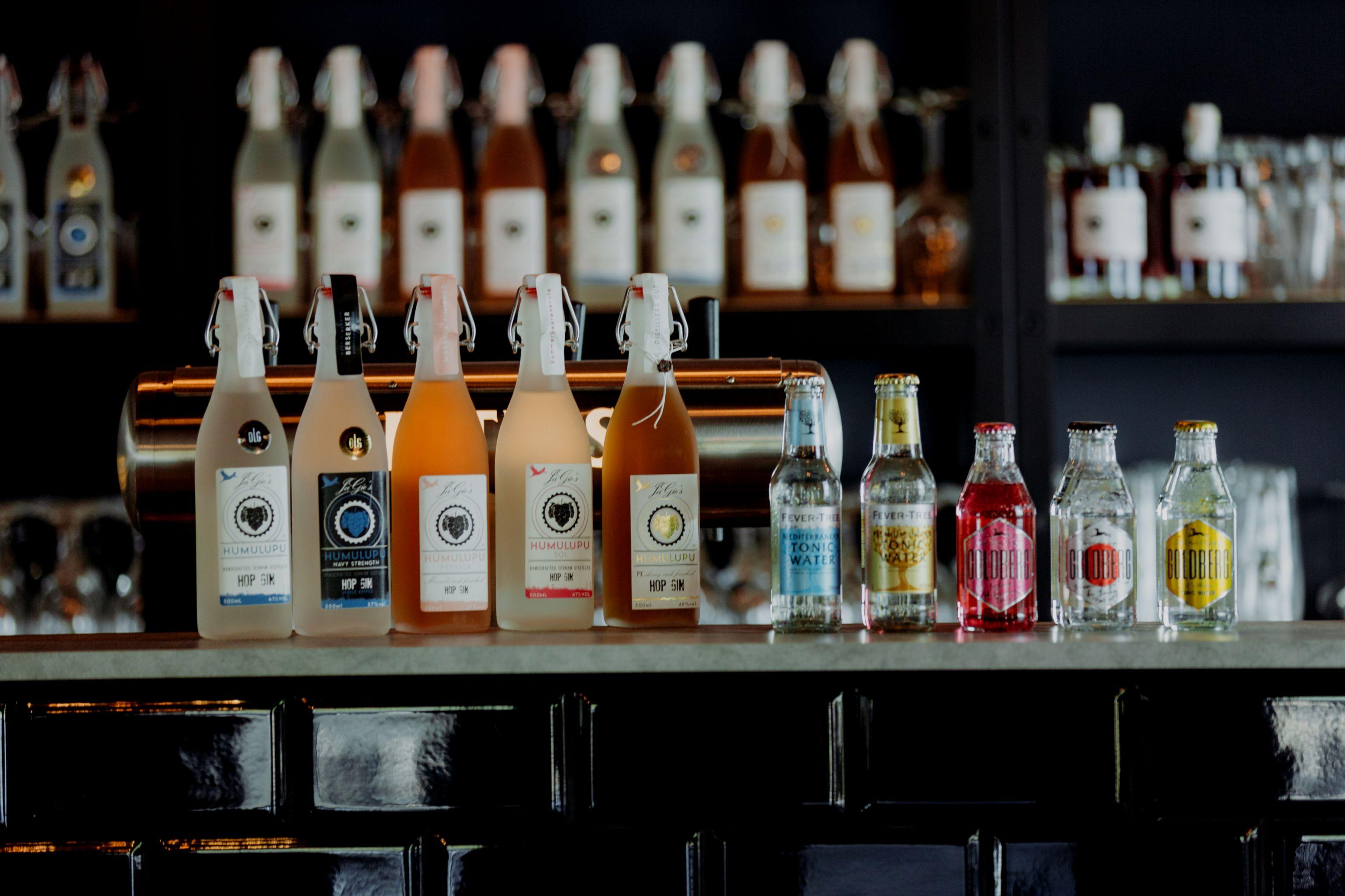 JaGie's Gin Manufaktur - HUMULUPU
