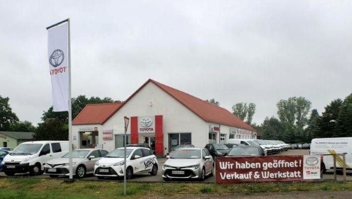 Toyota Autohaus Wahl GmbH
